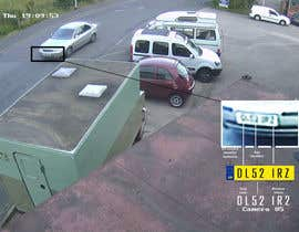 #6 untuk Clear up CCTV image to reveal car registration plate oleh orinmachado