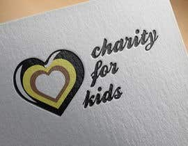 #48 for Design a Logo for a charity for children by herualgebra