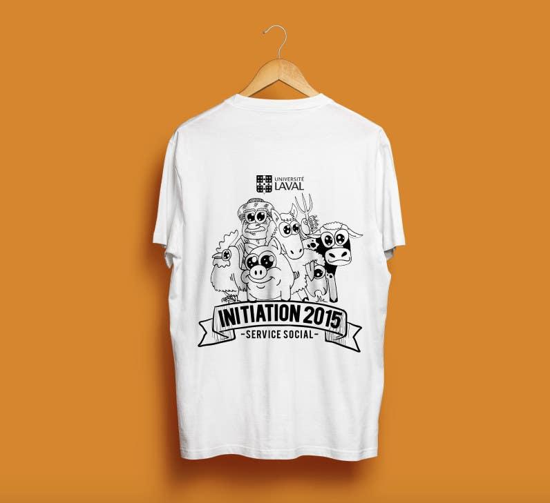 Bài tham dự cuộc thi #10 cho Design a T-Shirt for a school Event