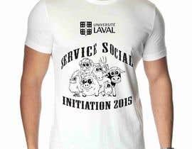 #26 for Design a T-Shirt for a school Event af bv77