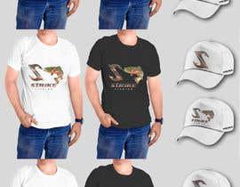sandrasreckovic tarafından Lifestyle Apparel T-Shirt and Hat için no 16