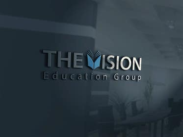 "#9 untuk Design a Logo for ""The Vision Education Group"" oleh DQD"