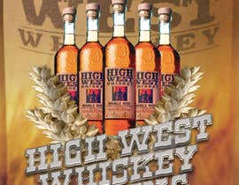 #9 cho Design a Flyer for High West Whiskey Tasting bởi daniele2904