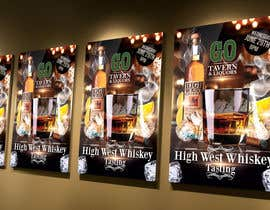 #20 cho Design a Flyer for High West Whiskey Tasting bởi xflyerdsigns