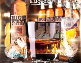 #22 cho Design a Flyer for High West Whiskey Tasting bởi xflyerdsigns