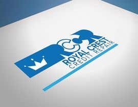 #48 untuk Design a Logo for ROYAL CREST CREDIT REPAIR oleh webexpo