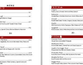 #16 for Edit Restaurant Menu af leidy87marquez