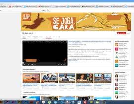 #7 untuk Projetar um Logo  - Travel vlog oleh flaviadenise