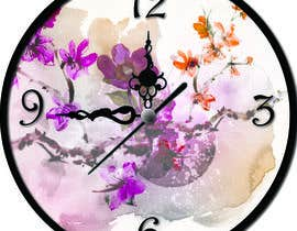 #4 for Wall Clocks and Table Tops af monicareda