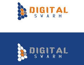 #382 for Design a Logo for Digital Swarm af kadero7