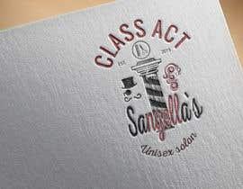 sandrasreckovic tarafından Design a Logo for Unisex Barbershop için no 17