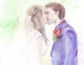 #32 cho Illustrate A wedding photo bởi tweelingen