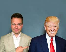 #9 for Alter some Images with Donald Trump and Me by adsis