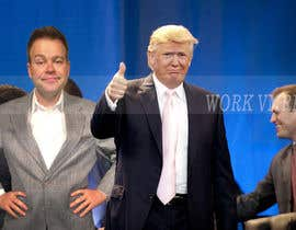 #11 for Alter some Images with Donald Trump and Me by VMRKO
