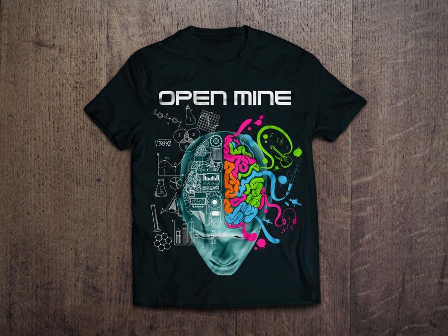 Bài tham dự cuộc thi #57 cho Design a T-Shirt related to the Keywords: Meditation, Calmness, Freedom, Open Mindedness