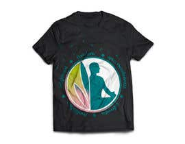 #34 untuk Design a T-Shirt related to the Keywords: Meditation, Calmness, Freedom, Open Mindedness oleh kmalobe