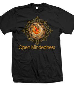 #37 untuk Design a T-Shirt related to the Keywords: Meditation, Calmness, Freedom, Open Mindedness oleh lavdas215