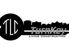 #37 para Design a Logo for Turnkey Living Constructions (TLC) por CrazyStagGraphic