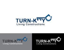#36 para Design a Logo for Turnkey Living Constructions (TLC) por thimsbell