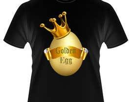 kim122295 tarafından Design a T-Shirt for golden egg için no 28