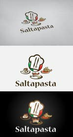 #29 for Design a Logo for Saltapasta by ouit