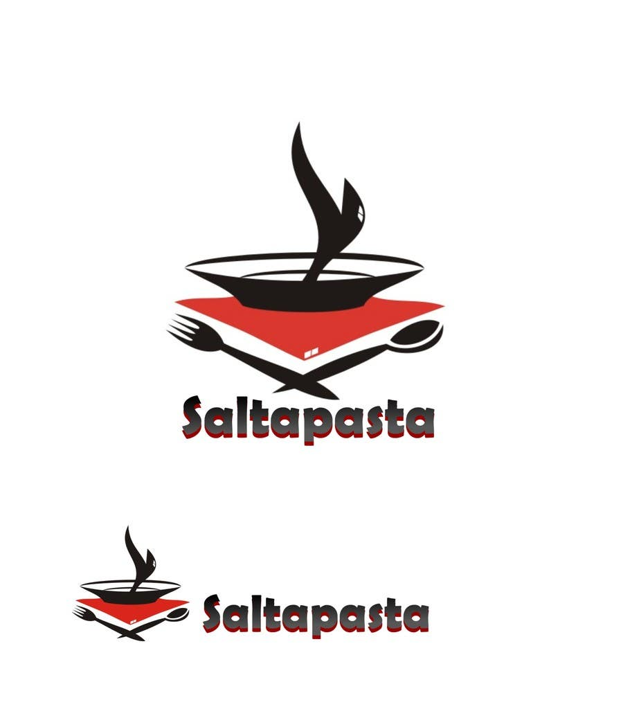 Konkurrenceindlæg #24 for Design a Logo for Saltapasta