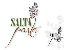 #36 cho Design a Logo for Saltapasta bởi marijoing