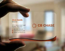#88 untuk Design some Business Cards for Recruitment Firm CB Chase oleh imtiazmahmud80