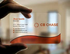 #91 untuk Design some Business Cards for Recruitment Firm CB Chase oleh imtiazmahmud80