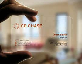 #92 untuk Design some Business Cards for Recruitment Firm CB Chase oleh imtiazmahmud80