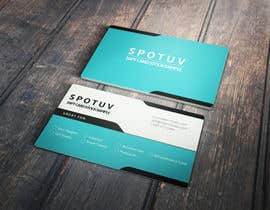 #22 untuk Design some Spot UV Business Cards for an online print company oleh Fgny85