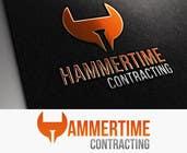 Graphic Design Inscrição do Concurso Nº64 para Design a Logo for Hammertime Contracting