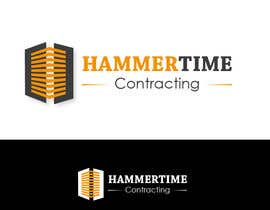 #14 for Design a Logo for Hammertime Contracting af farhanzaidisyed