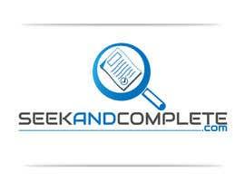 #7 untuk Design a Logo for SeekandComplete oleh georgeecstazy