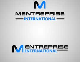 MadaSociety tarafından Design a Logo for Mentreprise International için no 32