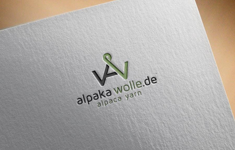 Konkurrenceindlæg #69 for Alpakawolle.de Logo (Alpaca Yarn)