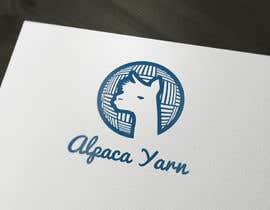 #75 untuk Alpakawolle.de Logo (Alpaca Yarn) oleh amauryguillen