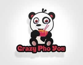#21 for Design a Logo for Crazy Pho You by gautamrathore