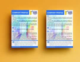 #9 for Design a Company Profile by CentracchioG