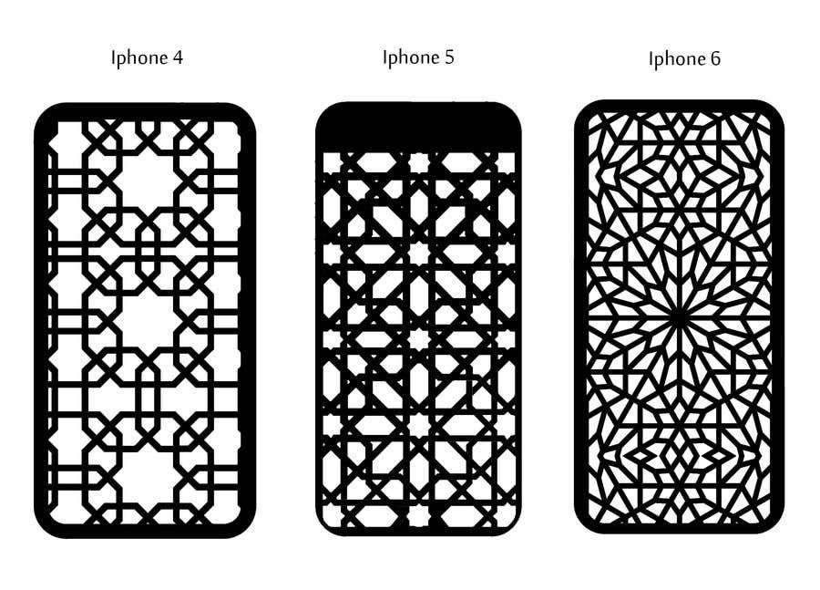 Penyertaan Peraduan #3 untuk Smart Phone Cover Design - Prize pool up to $400 USD