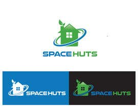 #28 cho Design a Logo for SpaceHuts bởi laniegajete