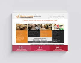 #2 for flyers for ruston cleaning services by mufzilkp