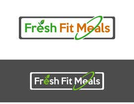 dustu33 tarafından Design a Logo for Fresh Fit Meals için no 73