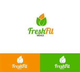eltorozzz tarafından Design a Logo for Fresh Fit Meals için no 137