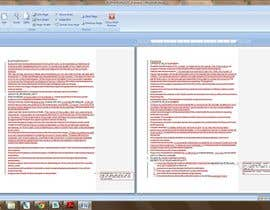 ChatterjeeA tarafından Rewrite 3 pages of Plastic Suregery medical articles için no 5