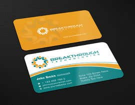 #3 cho Design some Business Cards for a startup bởi flechero