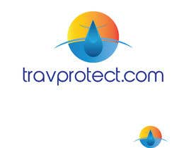#5 for Design a Logo for TravProtect.com an Online Trip & Travel Insurance site af zfdesign