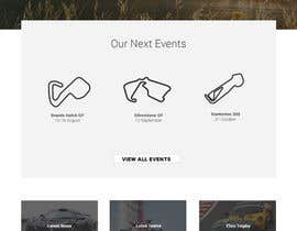 #3 untuk Design a Website for Car Racing Team oleh joshuacorby2014