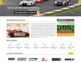 #8 untuk Design a Website for Car Racing Team oleh websoft07