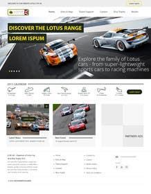 mohammedsalim89 tarafından Design a Website for Car Racing Team için no 6